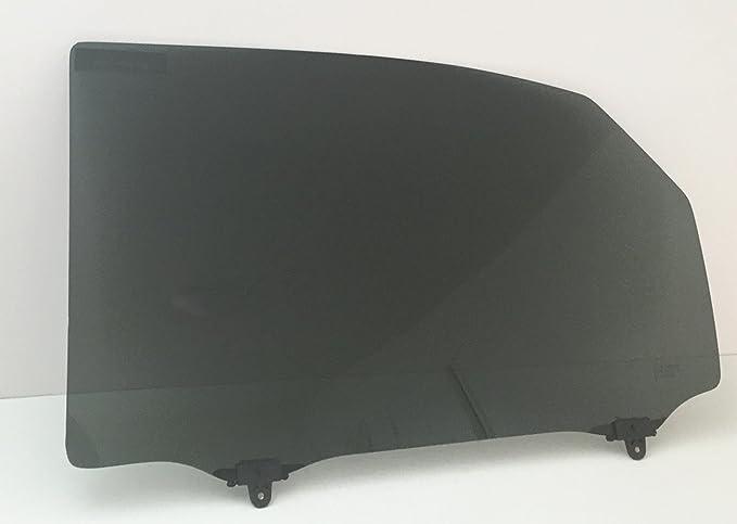 RX450 2010-2015 Models NAGD Passenger Right Side Front Door Window Door Glass Compatible with Lexus RX350