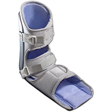 buy Nice Stretch 90 Patented Plantar Fasciitis Night Splint with Cold Therapy and Non-Skid Sole