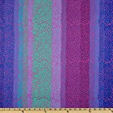 Turquoise FreeSpirit Fabrics Kaffe Fassett Collective Mad Plaid oise