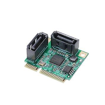 Festnight Tarjeta de Expansión PCI Express a SATA3 Tarjeta ...