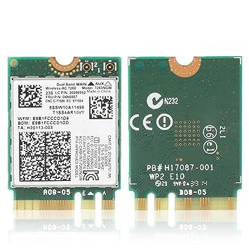 Tarjeta de Red para Intel, Tarjeta de Red Inalámbrica de ...