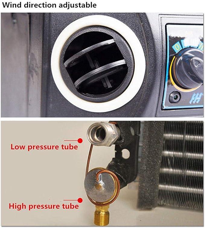 Ting Ao - Compresor de Aire Acondicionado Universal 12 V AC ...