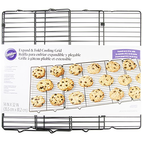 Wilton Expand and Fold 16-Inch Non-Stick Cooling Rack