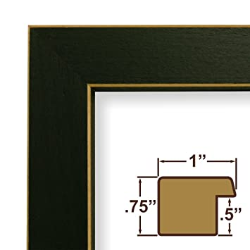 Amazon.com - 13x20 Picture / Poster Frame, Wood Grain Finish, 1 ...