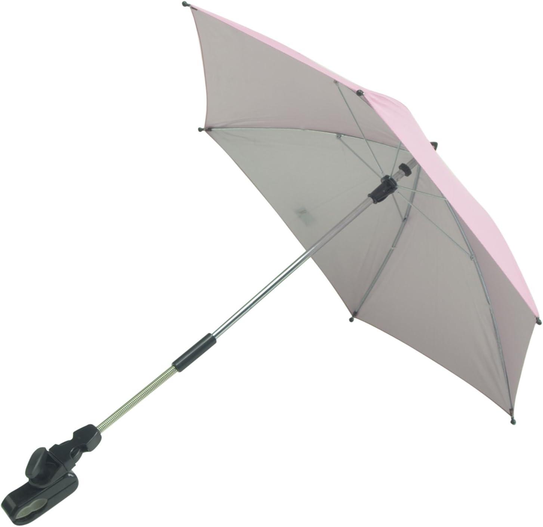 For-your-Little-One parasol Compatible con bebe confort Elea Total luz rosa