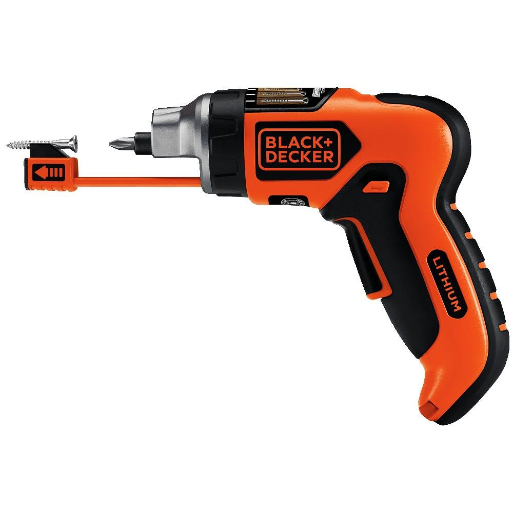 BLACK+DECKER LI4000 3.6-Volt Lithium-Ion SmartSelect Screwdriver with Mag by BLACK+DECKER