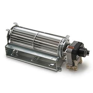 318073038 Range Oven Cooling Fan Assembly Genuine Original Equipment Manufacturer (OEM) Part