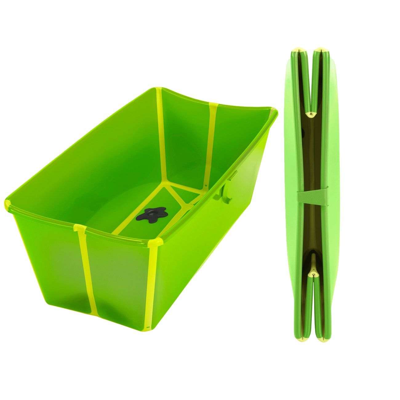 Charming Amazon.com : Prince Lionheart Flexibath Foldable Bathtub, Green  (Discontinued By Manufacturer) : Baby Bathing Products : Baby