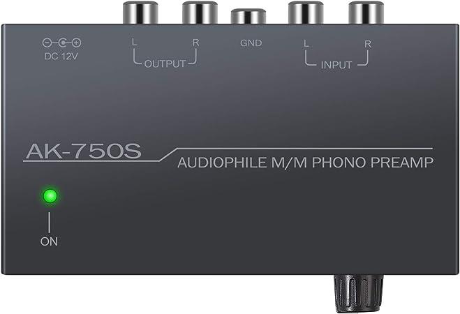 Prozor Vorverstärker Für Plattenspieler Audiophiler M Elektronik