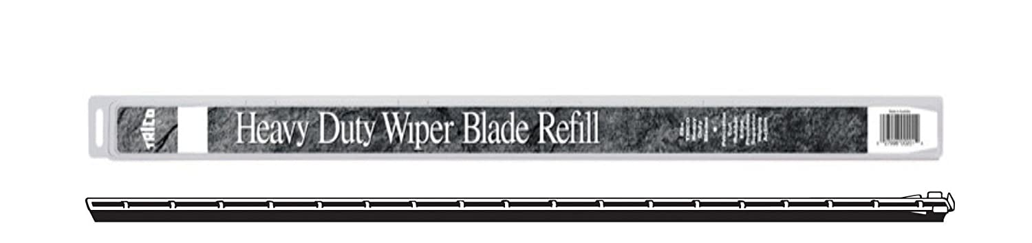 Trico 71-260 71 Series Heavy Duty Wiper Blade Refill for 63 or 67 Series Trico Blades, 26' (Pack of 1) 26 (Pack of 1) TRICO HD