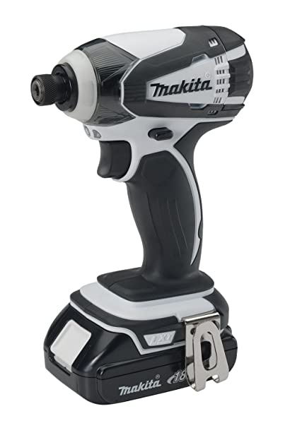 MAKITA LXDT04 WHITE 18V LITHIUM ION IMPACT DRIVERS WINDOWS 7 (2019)