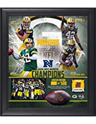 "Green Bay Packers Framed 15"" x"