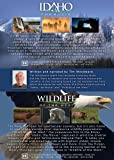 Idaho the Movie & Wildlife of the West 2pk Gift Set