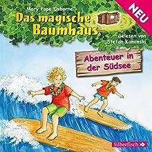 Abenteuer in der Südsee (Das magische Baumhaus 26) Hörbuch von Mary Pope Osborne Gesprochen von: Stefan Kaminski