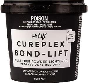 Hi Lift Cureplex Bond Lift Bleach 500g, 500 g