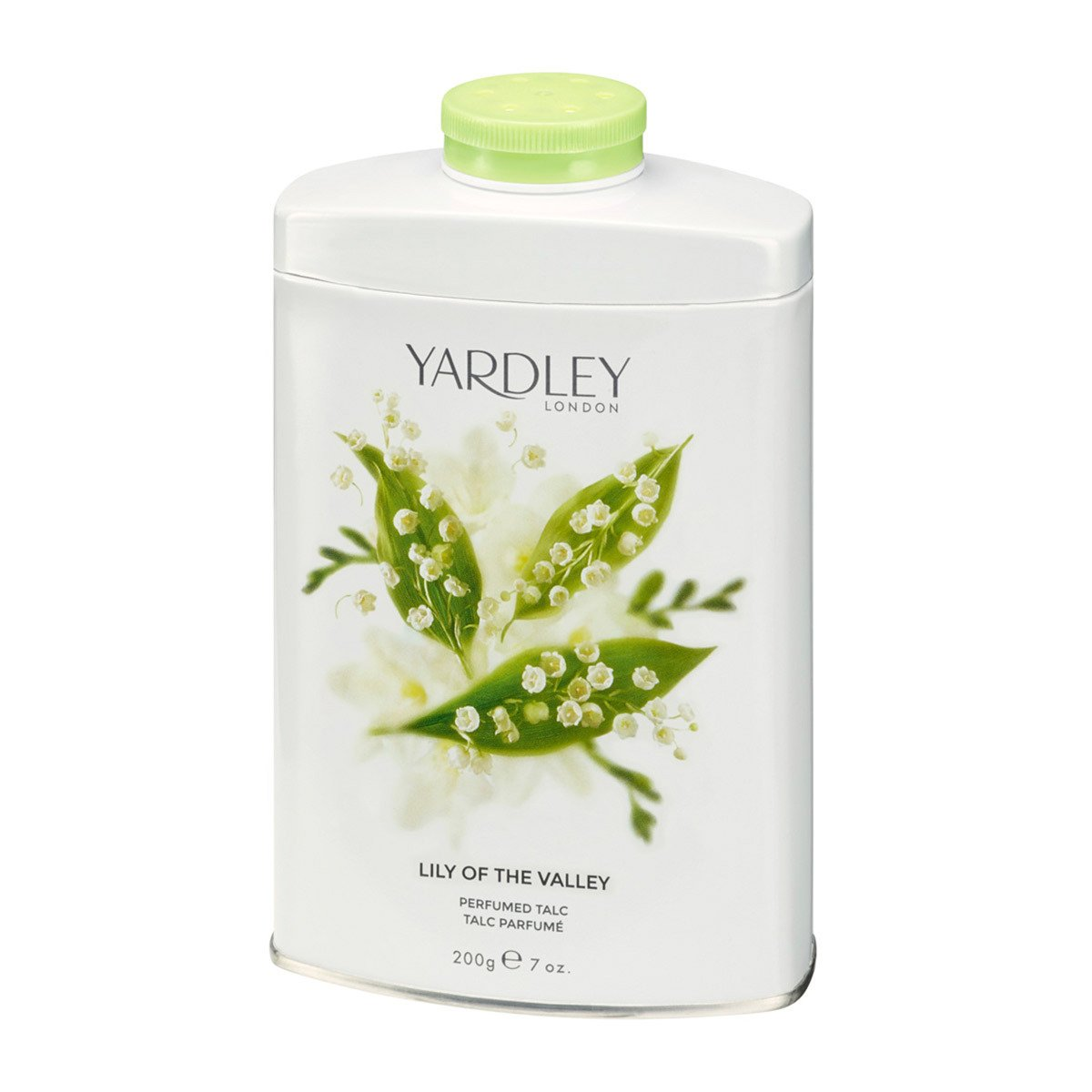 Yardley of London Lily of the Valley 7.0 oz Perfumed Talc