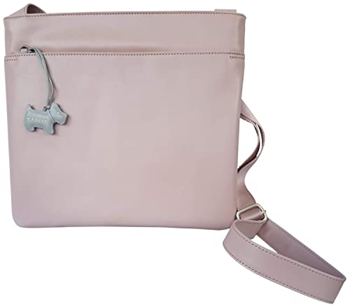 47b0f0db87 RADLEY 'Pocket Bag' Dusky Pink Leather Large Across Body Bag - RRP £125.00:  Amazon.co.uk: Shoes & Bags