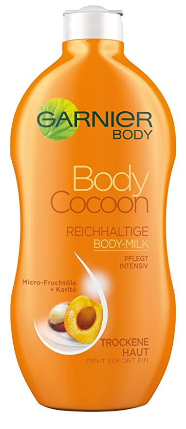 Garnier Body Cocoon Body de Milk