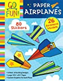 Go Fun! Paper Airplanes, Accord Publishing Staff, 1449431755