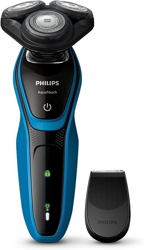 Philips AquaTouch S5050/04 - Afeitadora (Máquina de afeitar de ...