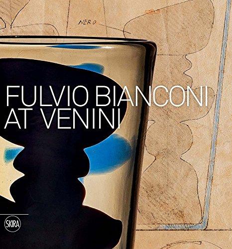Venini Glass - Fulvio Bianconi at Venini