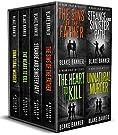 A Dead Cold Box Set: Books 5-8