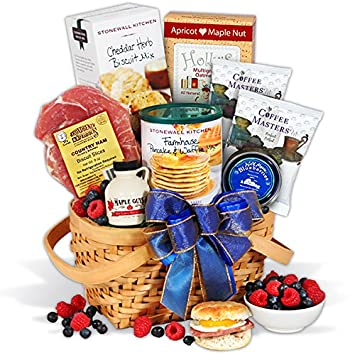 Amazon.com : Easter Morning Breakfast Gift Basket™ : Gourmet ...