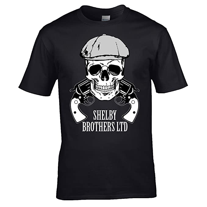Peaky Blinders Shelby Brothers T-Shirt Small to 5XXL Razor