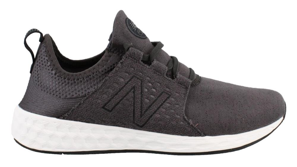 New Balance Men's, Cruz Athletic Sneaker Black 9 D