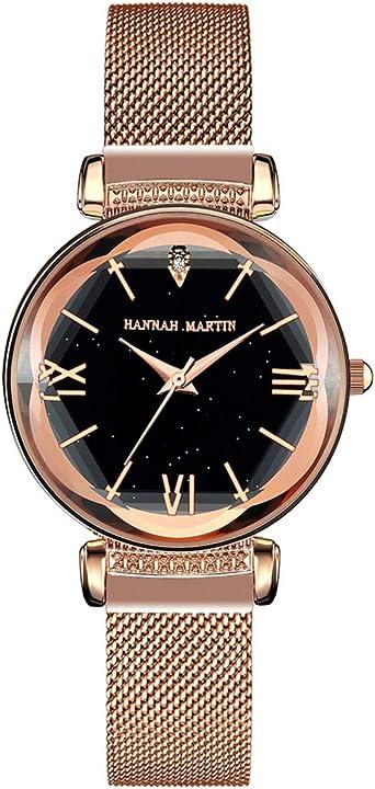 Reloj - HANNAH MARTIN - para - HM-D8: Amazon.es: Relojes