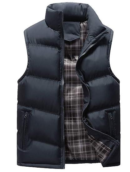 Cappotto Xs Up it Da Gilet Invernale Manica Uomo Piumino Senza Robo Zip Impermeabile g6w7q7