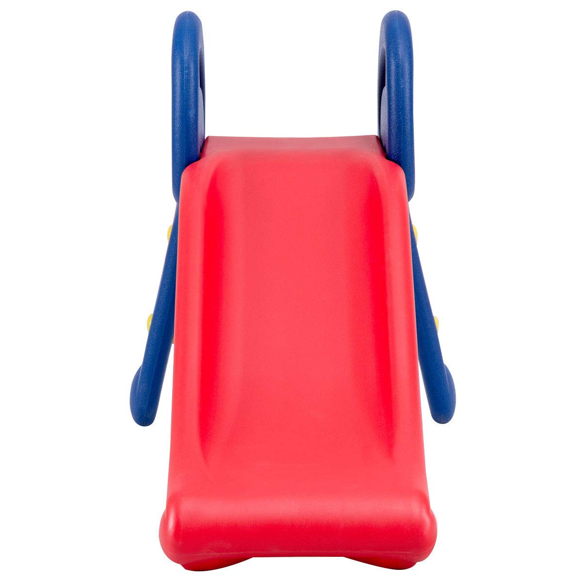 Heavens Tvcz Slide Plastic Folding Kids Fun Toy Up-Down Children Play Fun Step Rails Toddler Big High Side Portable Outdoor Indoor by Heavens Tvcz (Image #5)