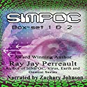 SIMPOC: The Thinking Computer & Human Remnants Audiobook by Ray Jay Perreault Narrated by Zachary Johnson