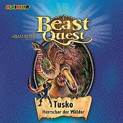 Tusko, Herrscher der Wälder (Beast Quest 17)