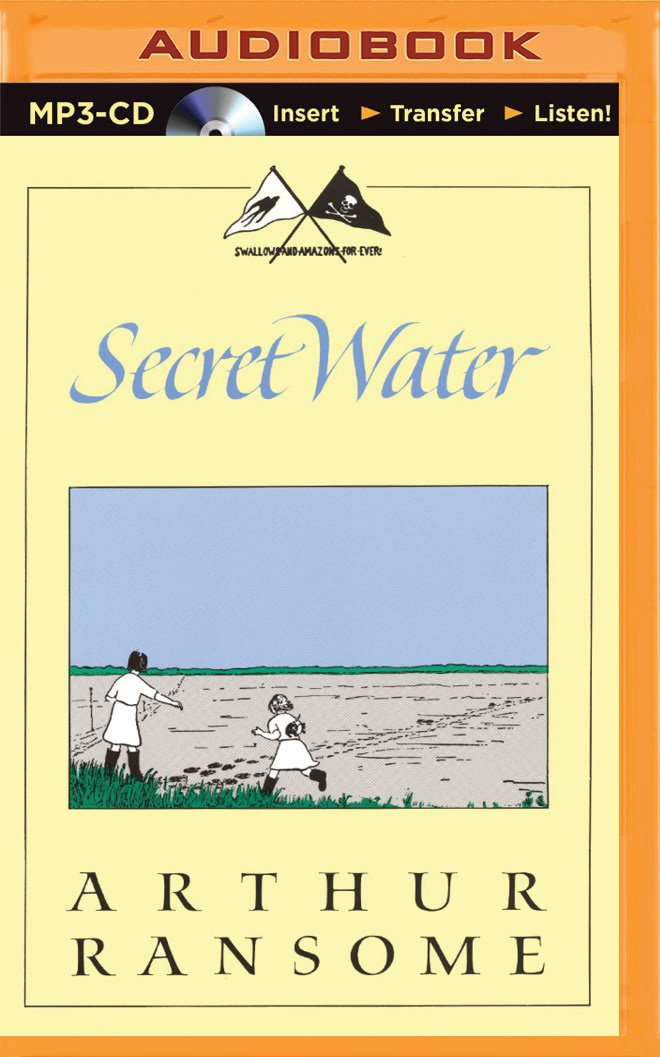Download Secret Water (Swallows and Amazons Series) ebook