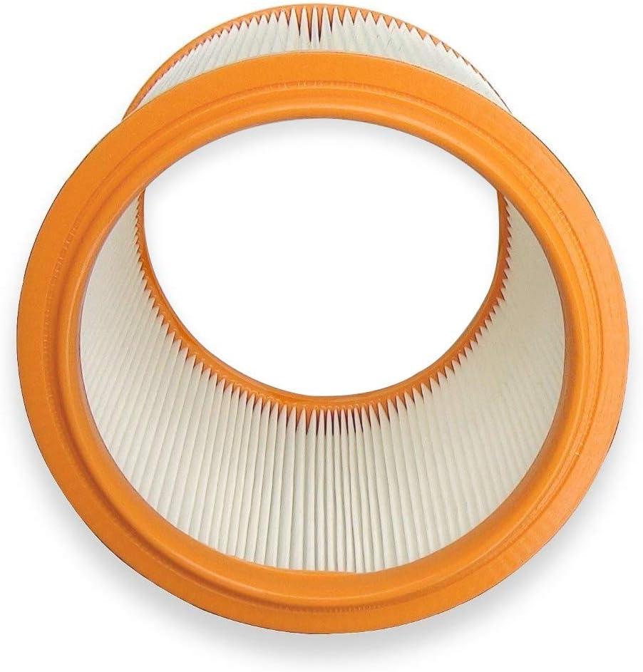 Filter der Staubklasse M Kallefornia K704 Filter f/ür Metabo ASA 30 L PC