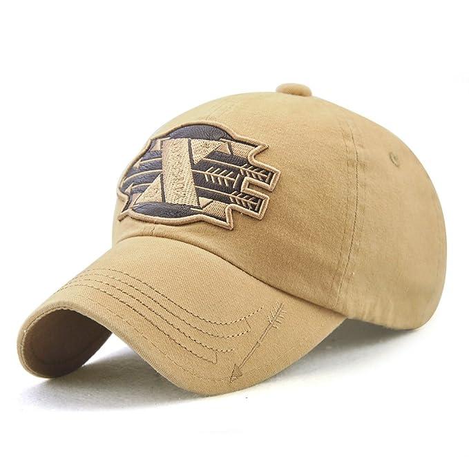 ... Back Edge Sombrero del Sol Visera Carta Bordado Headwear Gorra de  Deporte Gorro de Camionero para Deportes al Aire Libre Golf Camping G12897   Amazon.es  ... 26c1f70baf7