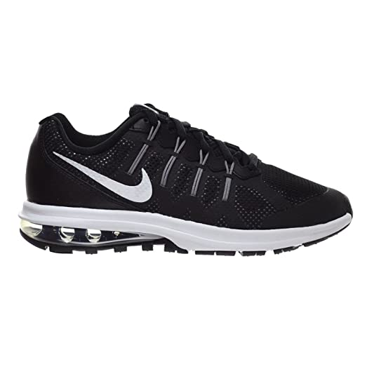 Nike Air Max Dynasty Kids Training Shoes Black/Silver/Pink