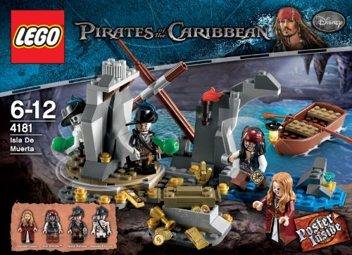 Top 9 Best Lego Pirates of the Caribbean Reviews in 2020 7