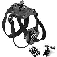 O RLY Dog Harness Chest Strap Belt Mount for GoPro Hero 4 5 6 7Black 8 Cam SJCAM/Apeman/campark/akaso Action Camera Accessories