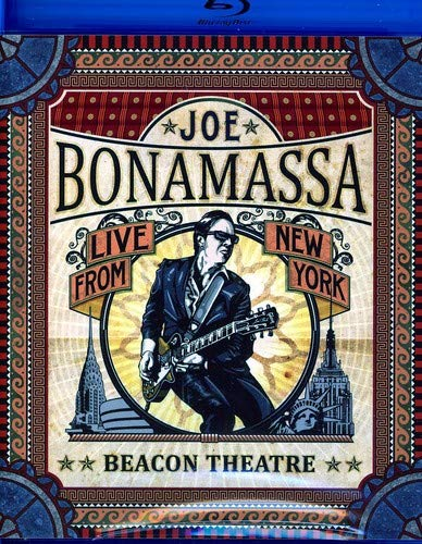 Joe Bonamassa Beacon Theatre – Live From New York [Blu-ray]