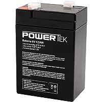 Bateria Powertek 6V 4,5Ah - EN003