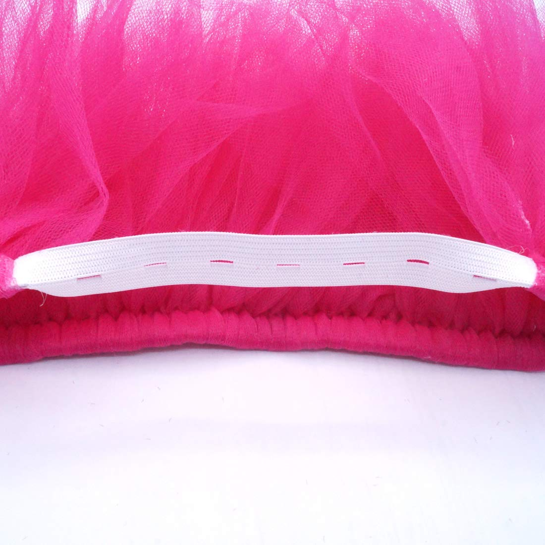 Aivtalk Ropa para Mascotas Falda de Princesa de Tut/ú para Perros Vestido de Disfraz Cosplay Fotograf/ía con Cintura El/ástica para Cachorro