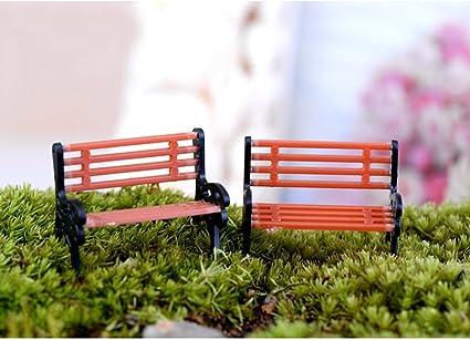 Mobilier de jardin Vosarea Miniature Jardin Ornements Mini ...