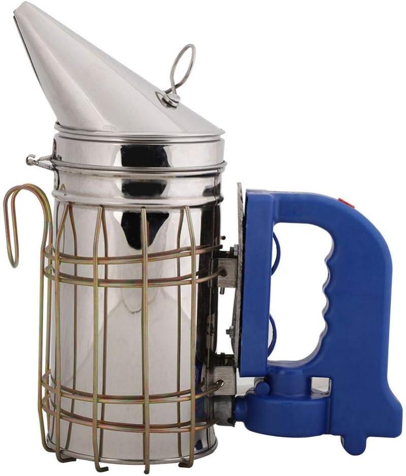 Rechargeable Stainless Steel Electric Bee Smoker Kit Electric Beekeeping Tool Zyyini Electric Bee Smoker