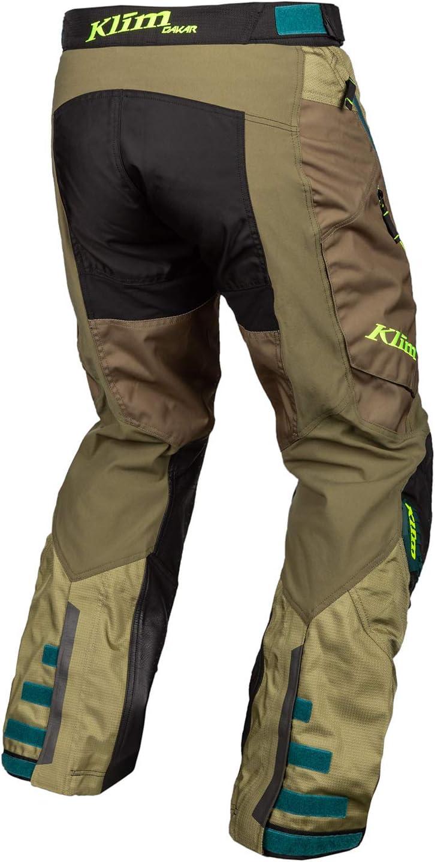 KLIM Dakar Pant Tall 38 Stealth Black