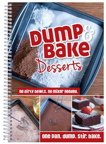 Dump & Bake Desserts by CQ Products - Dessert Mall Palm