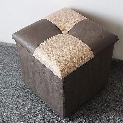 Xsj Puf Silla Taburete Muebles De Salón Muebles para El ...