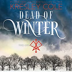 Dead of Winter: Arcana Chronicles, Book 3