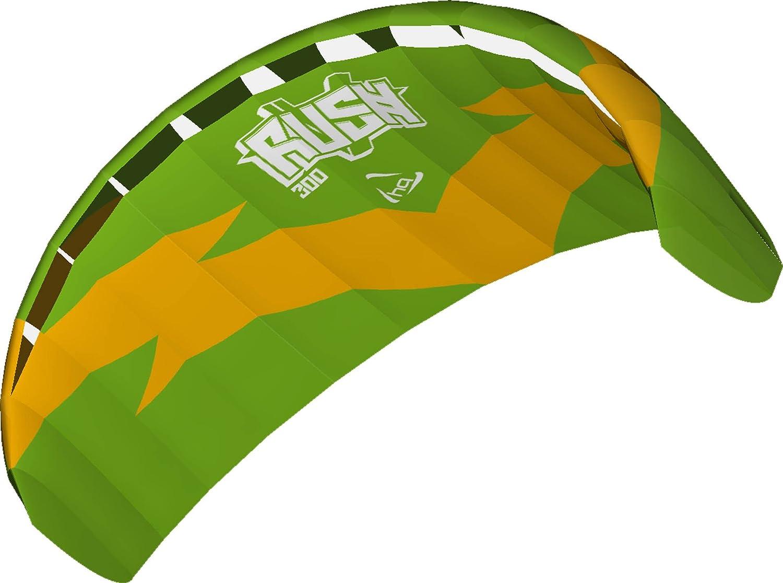 HQ Powerkites Lenkmatte Lenkdrachen Rush V 300 R2F Kite 2015